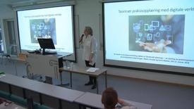 Thumbnail for entry Seminar om veiledningsteknologi_2_del_1