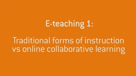 02 Traditional vs online learning