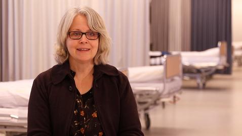 Thumbnail for entry In For Care Partner: Elin Thygesen