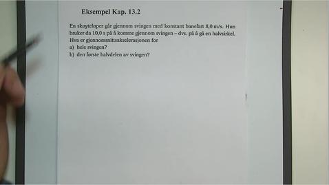 Thumbnail for entry Eksempel 13.2