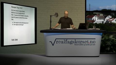 Thumbnail for entry Eksempel 1.1.1