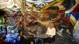 Thumbnail for entry Tertulia cultural sobre el muralismo mexicano