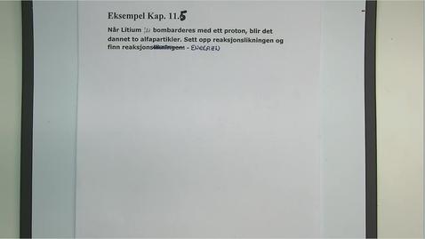 Thumbnail for entry Eksempel 11.5