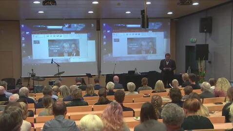 Thumbnail for entry Lilletun forelesning 2018 - Mikaela Vasstrøm