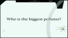 Who is the biggest polluter ?