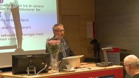 Thumbnail for entry Likestillingskonferansen 2012 - «Synliggjøring og usynliggjøring av LHBT (lesbiske/homofile/bifile/transpersoner)»