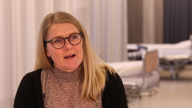Thumbnail for entry In For Care Partner: Lene Dahl Lund