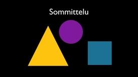 Sommittelu