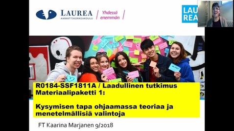 R0184_Laadullinen_tutkimuskysymys - 2018 Sep 18 05:49:16