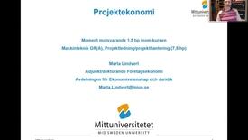 Thumbnail for entry Projektekonomi del 1
