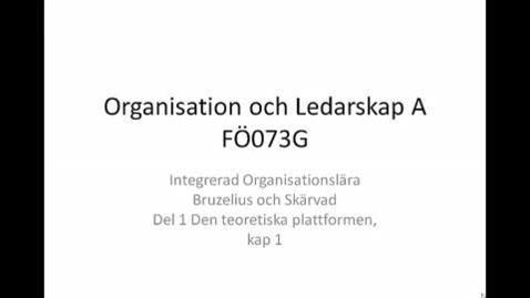 001_Videoföreläsning_Den teoretiska plattformens utgångspunkter av Ulrika Sjödin_1667