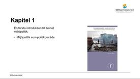 Thumbnail for entry Föreläsning 1 Del 1 Introduktion