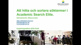 Thumbnail for entry Hitta_och_sortera_söktermer_steg1-6 (Film1 om Academic Search Elite)