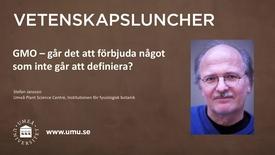 Miniatyr för inlägg Vetenskapslunch 23 februari 2017 Stefan Jansson