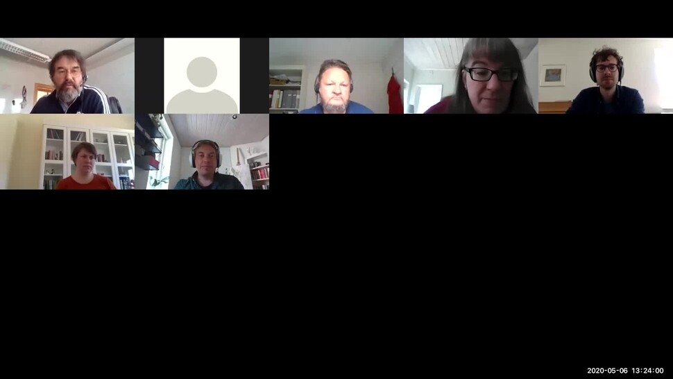 Film: Video presentation: Saga Stenman and Fanny Pettersson