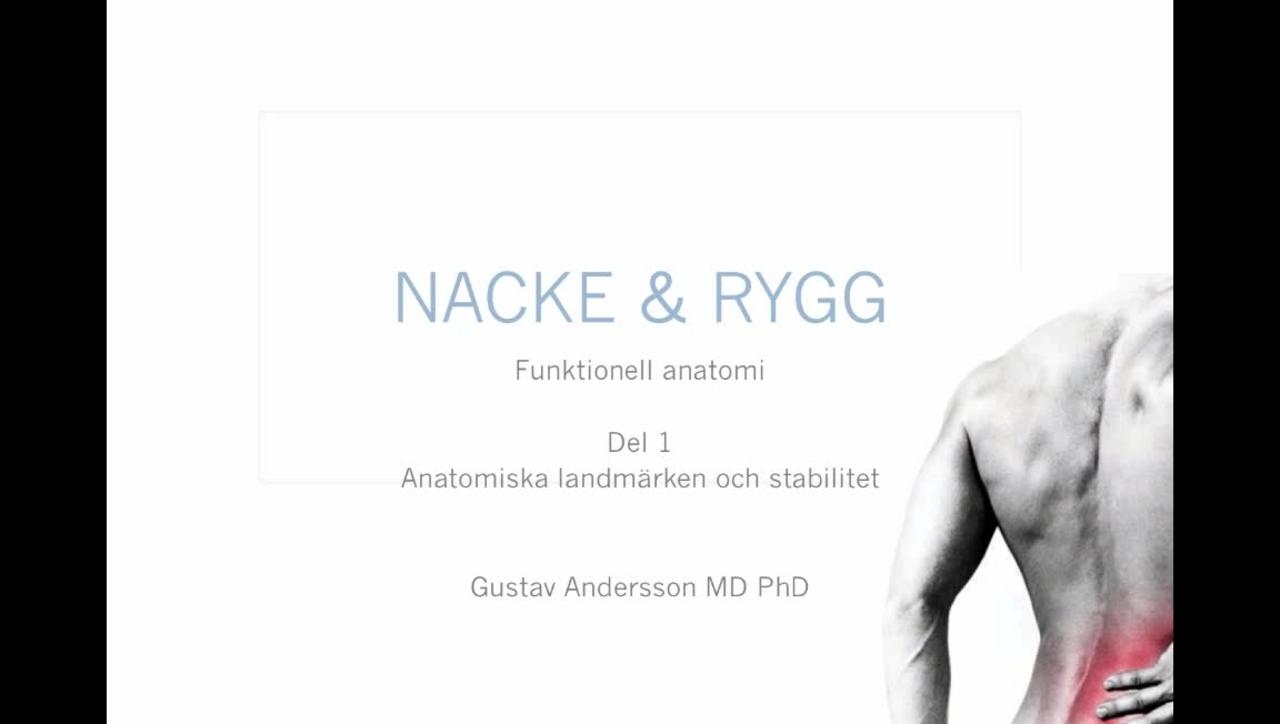 T8 Anatomi - Nacke-Rygg GAndersson del1 20min.mp4