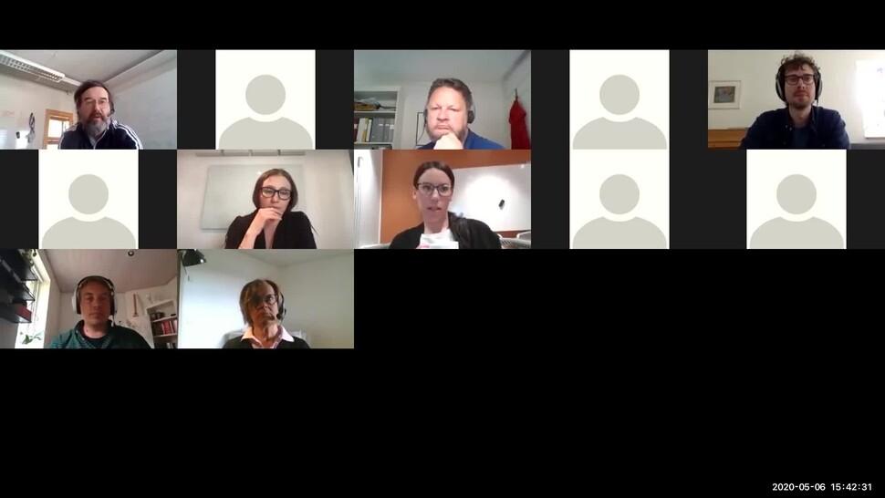 Film: Video presentation: Sylvi Bratteng