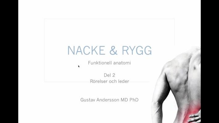 T8 Anatomi - Nacke-Rygg GAndersson del2 15min.mp4