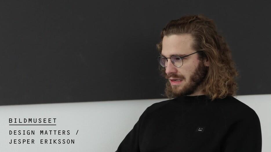 Film: Intervju Jesper Eriksson