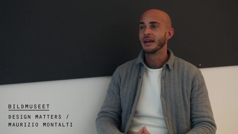 Film: Intervju Maurizio Montalti