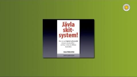 Thumbnail for entry Jävla skitsystem del 1