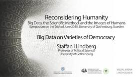 Miniatyr för inlägg Big Data Symposium - Big Data on Varieties of Democracy