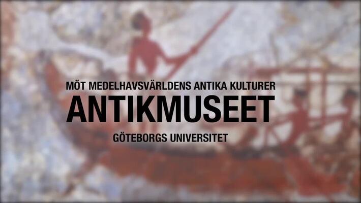 Antikmuseet - Möt medelhavsvärldens antika kulturer