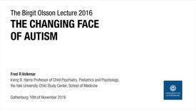 Miniatyr för inlägg The Changing Face of Autism