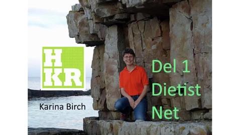 Dietist Net Del 1