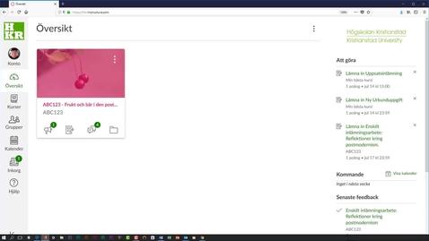 Zoom onlinemöte - delta som student - del 1 installera