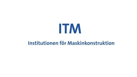 Thumbnail for entry Sofia Ritsén presenterar maskinkonstruktion