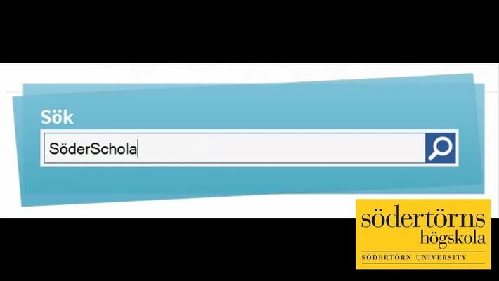 SoderScholar - Hitta och Låna bok