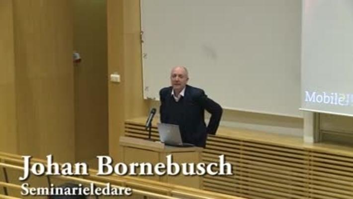 Oskar Juhlin – interaction in video production and consumption / 2013