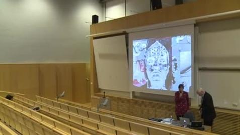 Miniatyr för inlägg Bo Bergström – Visuellt (introduktion) / 2014