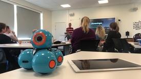 Thumbnail for entry Workshop i Digital Learning Lab den 13 September