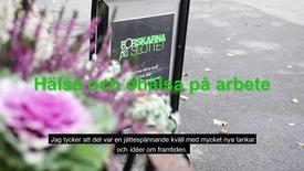 Thumbnail for entry Forskarna på slottet 181009- intervju med deltagare
