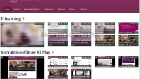 Thumbnail for entry Skapa en kanal på KI Play