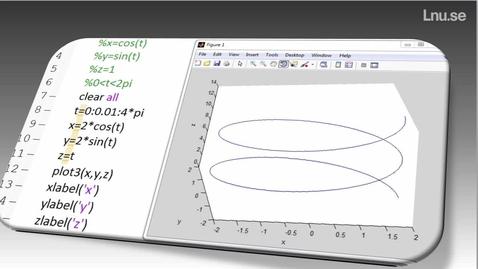 Miniatyrbild för inlägg Matlab Vektorisering och tidtagning