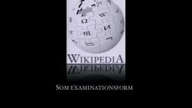 Miniatyrbild för inlägg Källkritisk träning med Wikipedia som examinationsform