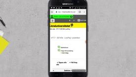 Miniatyrbild för inlägg Bädda in video i diskussionsinlägg från Mobil -Android
