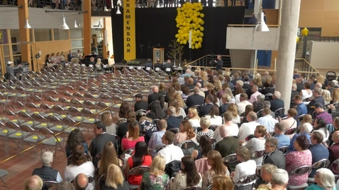 Graduation Ceremony at the Faculty of Technology 2017