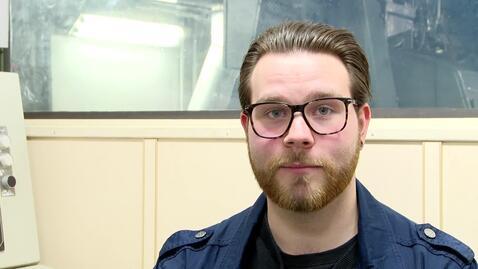 Miniatyrbild för inlägg Jonathan läser Drift- och underhållsteknik