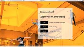 Miniatyrbild för inlägg Vad du kan göra på hemsidan för Zoom