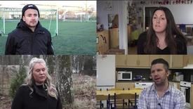 Miniatyrbild för inlägg Studenter berättar om sina utvecklingsinriktade examensarbeten