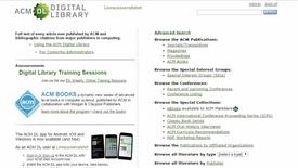 Miniatyrbild för inlägg ACM simple search