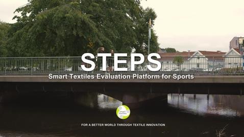 Miniatyr för inlägg Smart Textiles STEPS - En smart sportstrumpa (eng subtitles)