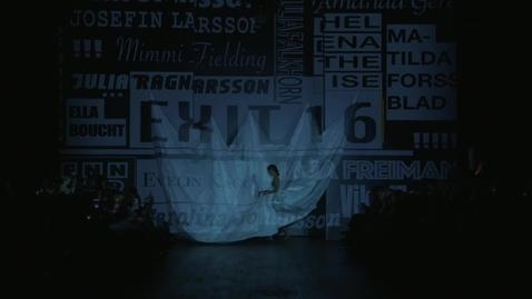 Miniatyr för inlägg Modedesignstudenterna på Stockholm Fashion Week 2016