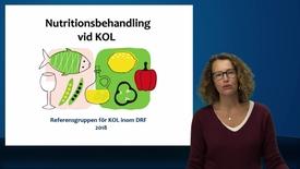 Miniatyr för inlägg Nutritionsbehandling vid KOL
