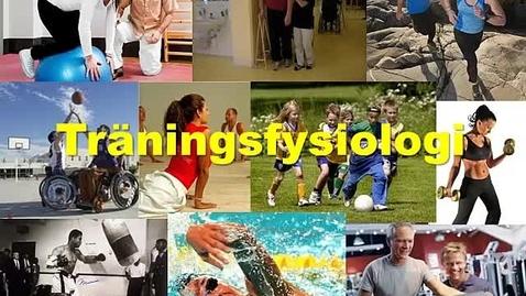 Träningsfysiologi