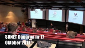 Thumbnail for entry SUNET dagar Hösten 2017 1300-1330